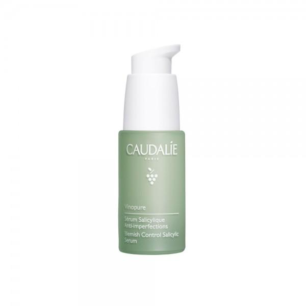Caudalie Vinopure Siero Infusione Anti imperfezioni - Restringe i pori ed esfolia la pelle - 30 ml