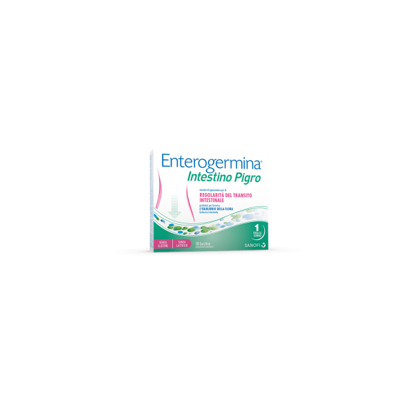 Enterogermina Intestino Pigro - Integrat...
