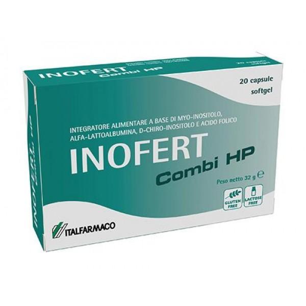 Inofert Combi HP 20 Capsule SoftGel