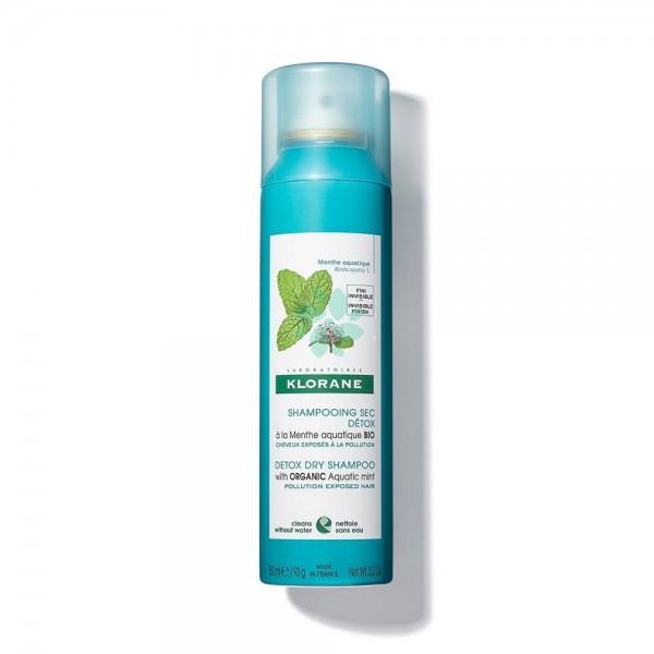 Klorane Shampoo Secco Menta - Shampoo an...
