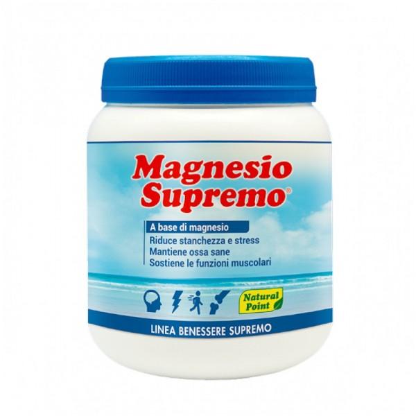 Magnesio Supremo - Magnesio in polvere - 300 g