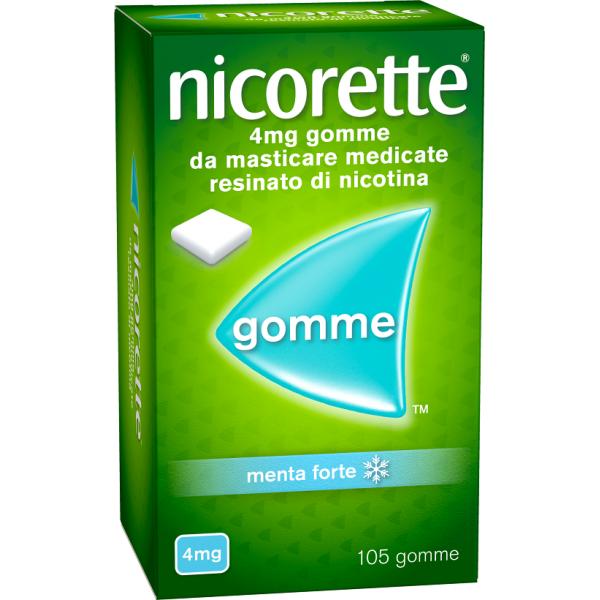 Nicorette Gomme da Masticare - Utili per...