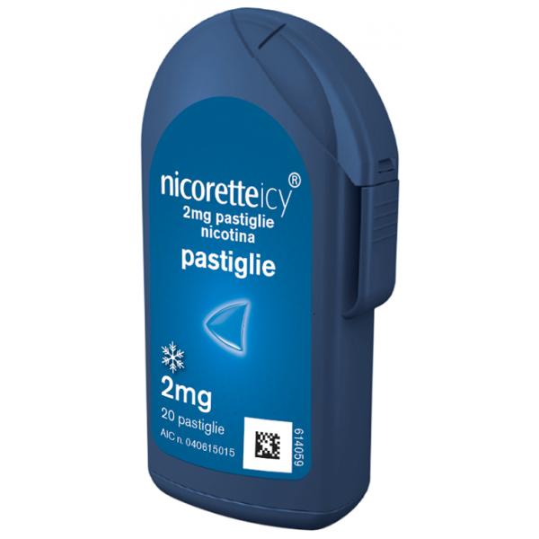 NicoretteIcy 20 Pastiglie 2 mg