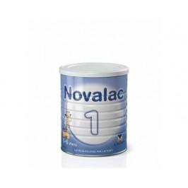 Novalac 1 - Latte in polvere per lattanti da 0 a 6 mesi - Nuova Formula - 800 g