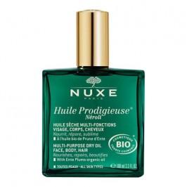 Nuxe Huile Prodigieuse Neroli - Olio Prodigioso Secco Multifunzione per Viso Corpo e Capelli - 100 ml