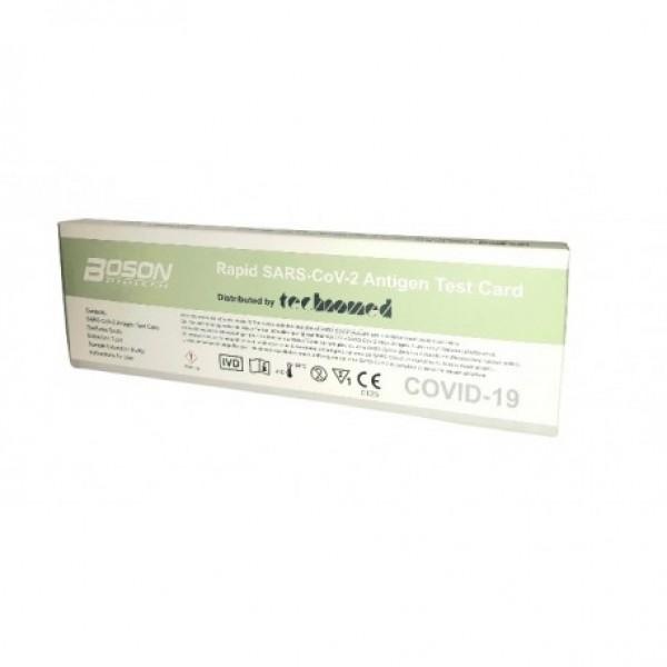 Selftest Covid-19 Antigenico - Tampone rapido nasale autodiagnostico - 1 pezzo