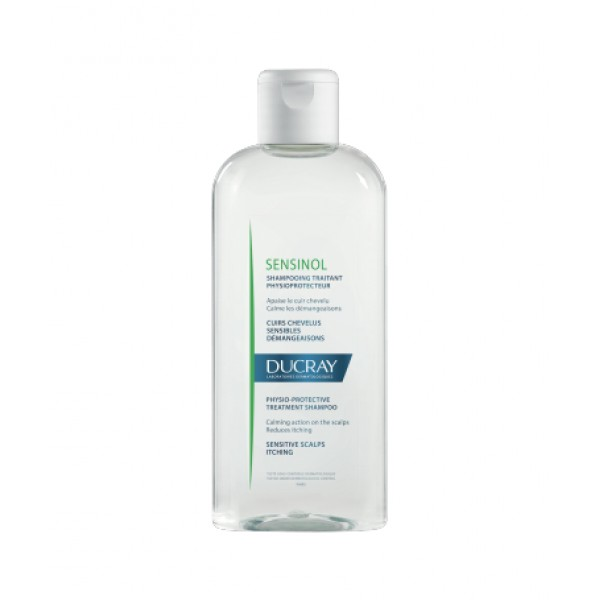 Sensinol Shampoo Lenitivo per Cuoio Cape...