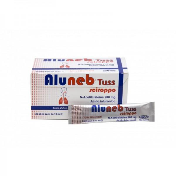 ALUNEB TUSS Scir.20Stick