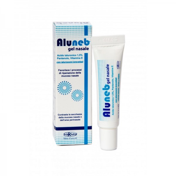 ALUNEB Gel Nasale 10ml
