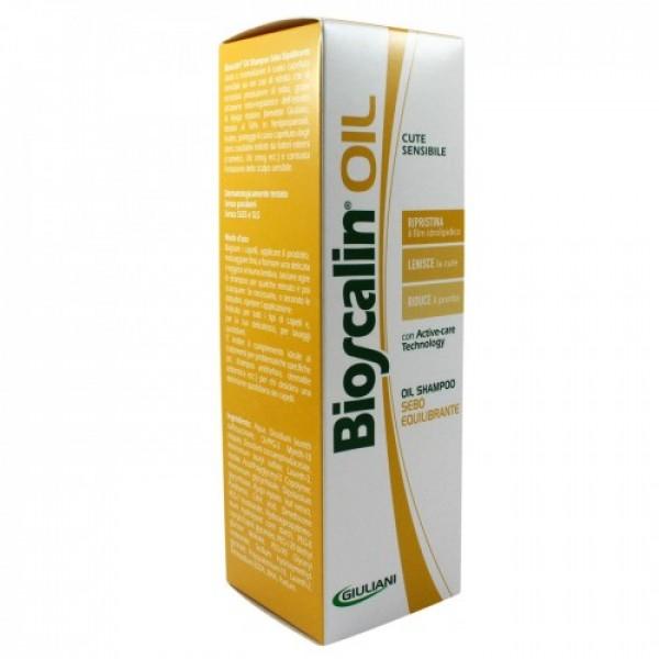 Bioscalin Oil Olio Shampoo Sebo Equilibr...