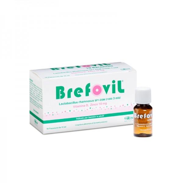 Brefovil - Integratore alimentare con fe...