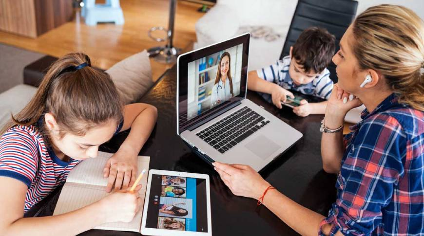 Colliri e stanchezza occhi: studio e smartworking