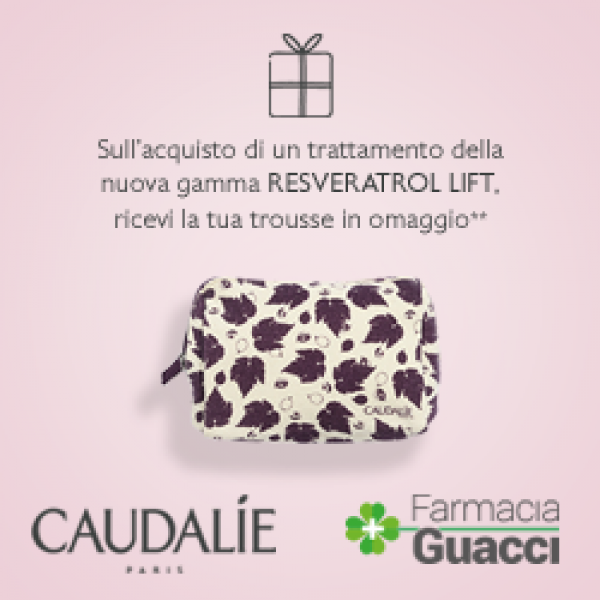 Caudalie Resveratrol Lift  Pouch Gift