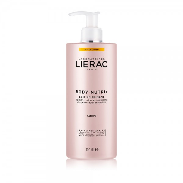 Lierac Body Nutri+ Latte Corpo Relipidante 400 ml
