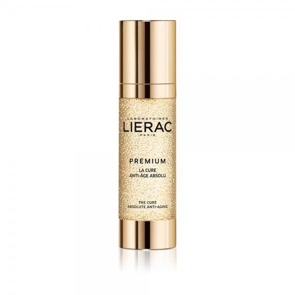 Lierac Premium La Cure Anti-Età Globale - Shot di giovinezza ideale per tutti i tipi di rughe - 30 ml