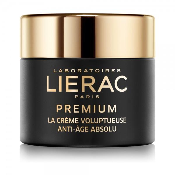 Lierac Premium La Creme Voluptueuse - Crema Viso Anti-età Globale - 50 ml