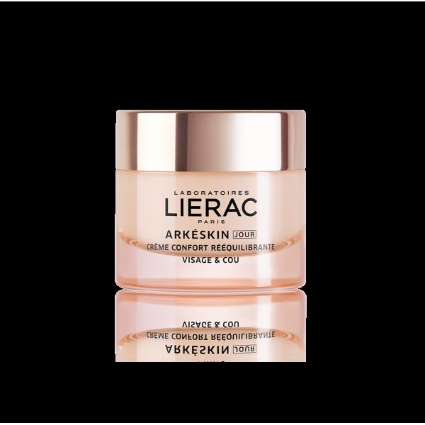 Lierac Arkeskin Crema Confort Riequilibrante Giorno 50 ml