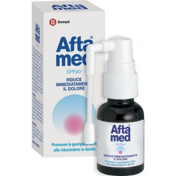 Aftamed Spray Orale Lenitivo Calmante An...