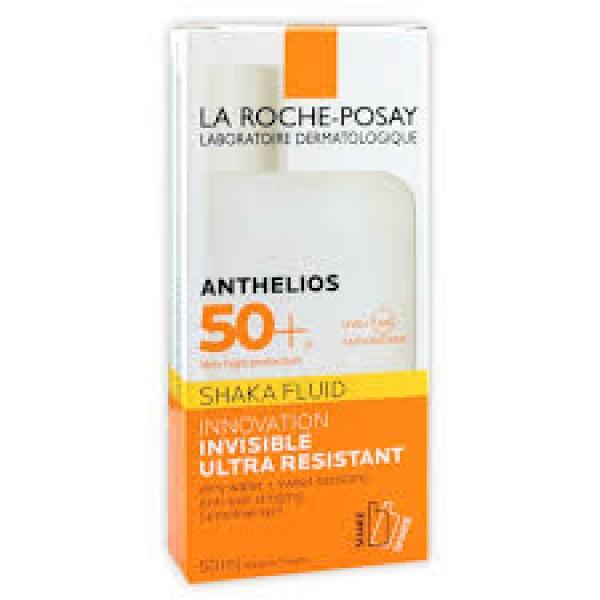 Anthelios Ultra Shaka Fluido Invisibile Senza Profumo SPF 50+ Protezione solare molto alta 50 ml