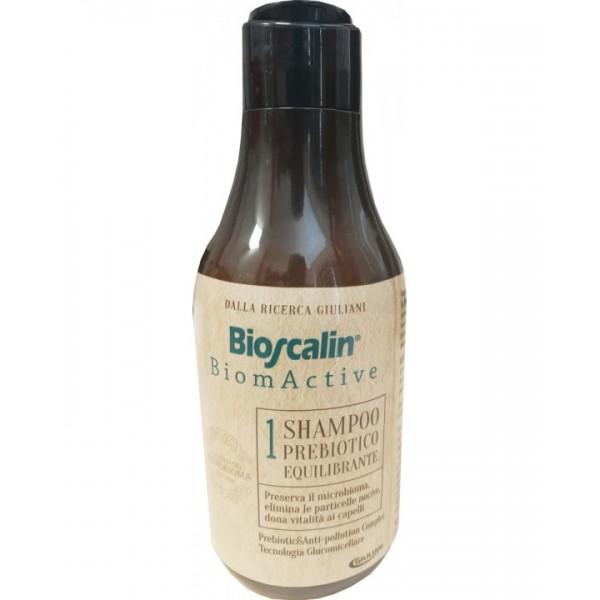 Bioscalin BiomActive Shampoo Prebiotico ...