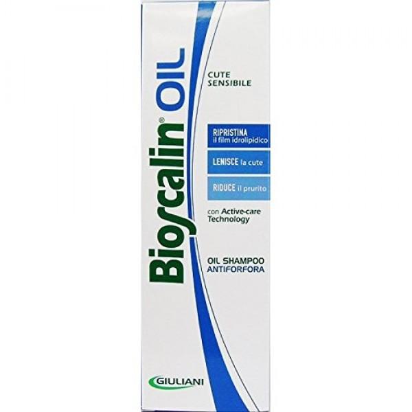 Bioscalin Oil Olio Shampoo Antiforfora 2...