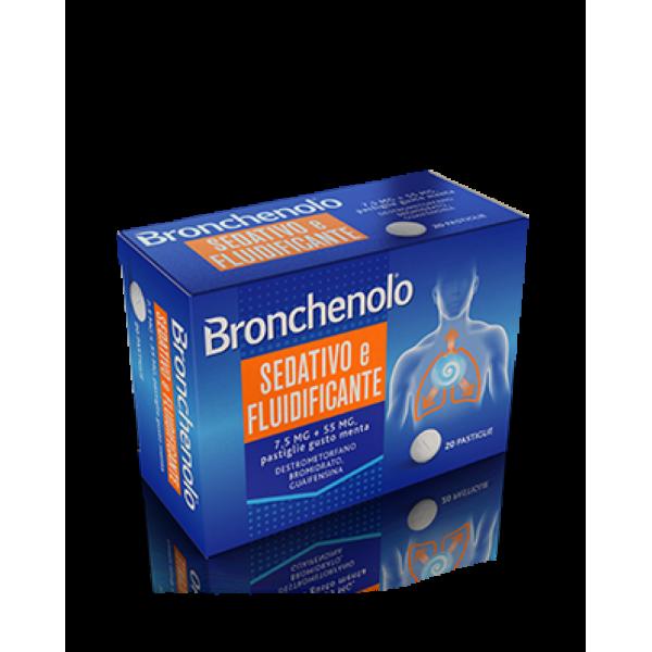 Bronchenolo Sedativo Fluidificante 20 Pa...