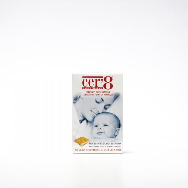 CER'8 Zanzare 48pz