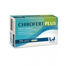 Chirofert Plus 20 Compresse
