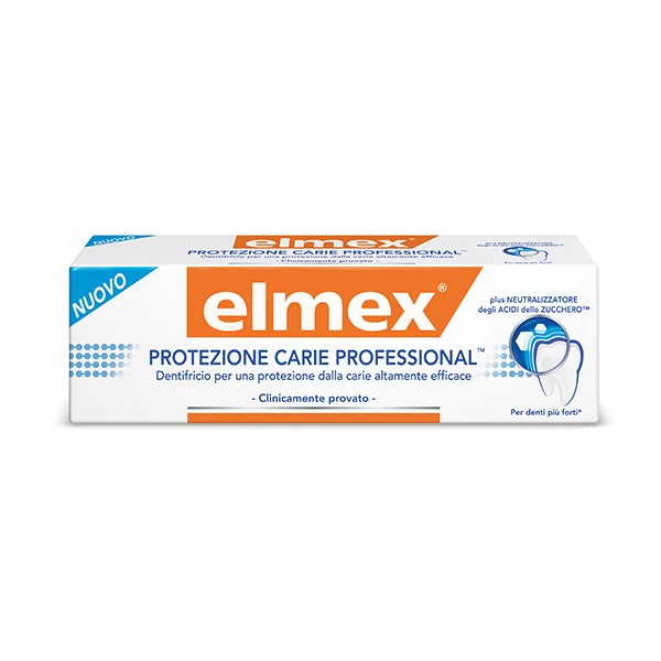 Dentifricio Elmex Protezione Carie Profe...