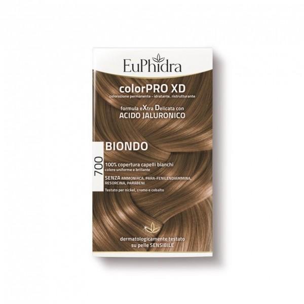 Euphidra ColorPRO XD Colorazione Permanente 700 Biondo