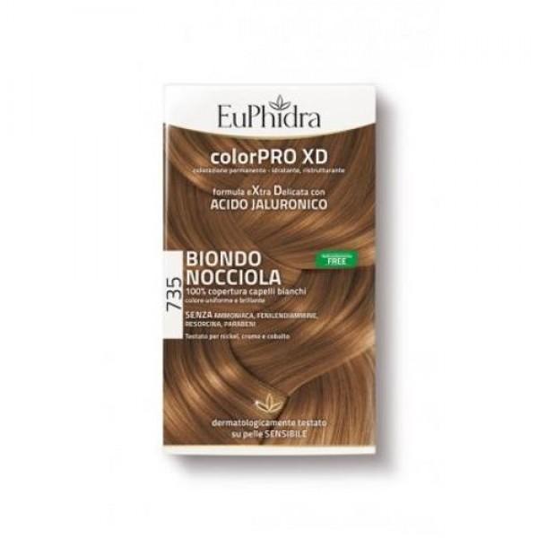 Euphidra ColorPRO XD Colorazione Permanente 735 Biondo Nocciola