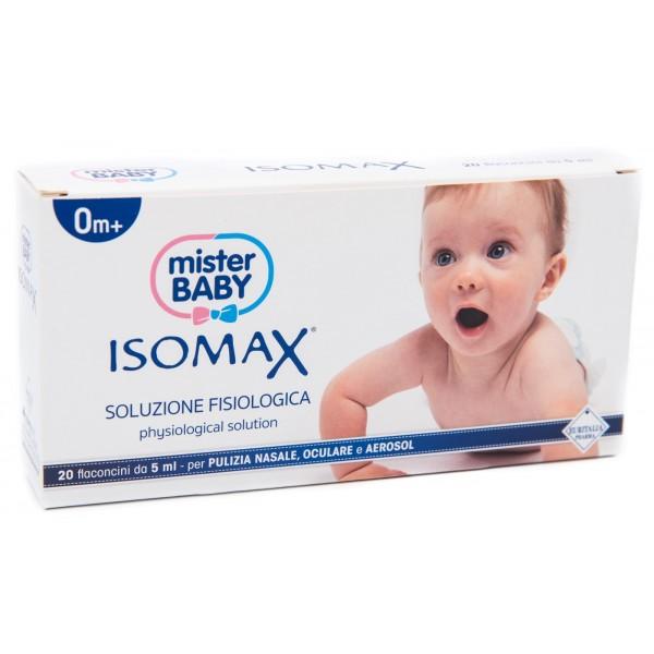 ISOMAX Soluzione Fisiologica Isotonica S...