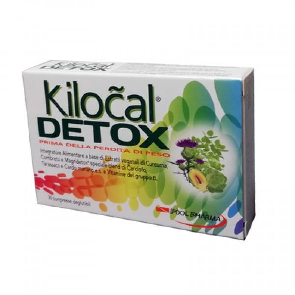 Kilocal Detox 30 compresse