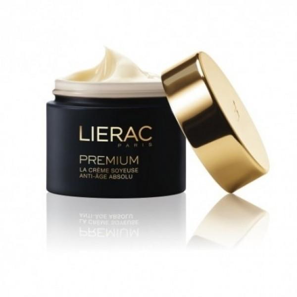 Lierac Premium La Creme Soyeuse Crema Anti-età Globale 50 ml