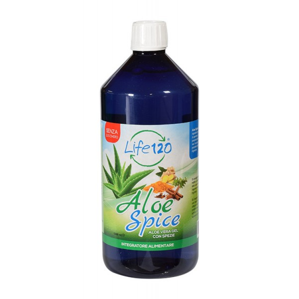LIFE 120 Aloe Spice 1000ml
