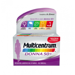 Multicentrum Donna 50+ 60 Compresse
