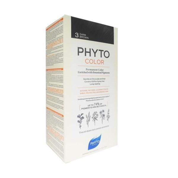 Phyto PhytoColor Tintura Colore 3 Castan...