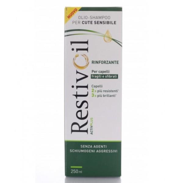 Restivoil Activ Plus Olio Shampoo Rinfor...