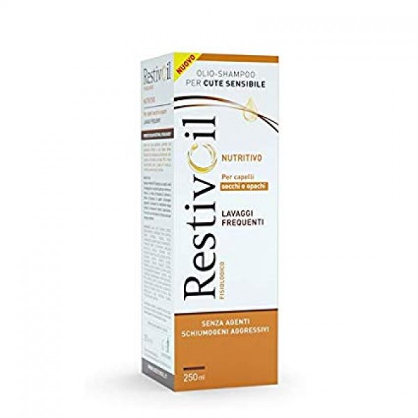 Restivoil Olio Shampoo Fisiologico Nutritivo 250 ml