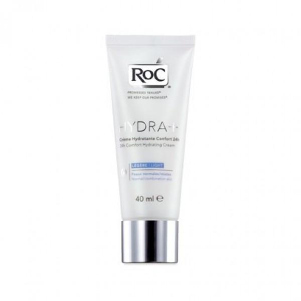 Roc Hydra+ Idratante Comfort 24h Crema I...