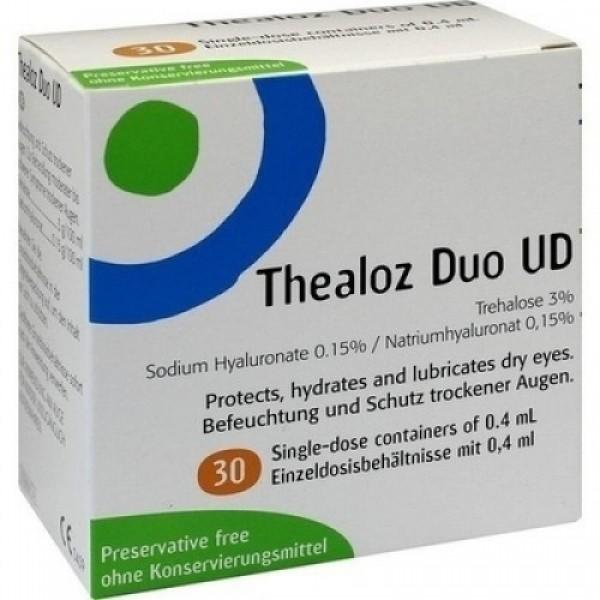 Thealoz Duo UD 30 Flaconcini Monodose 0,...