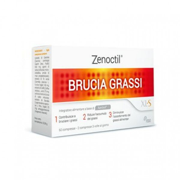 XL-S Brucia Grassi Zenoctil - Integrator...