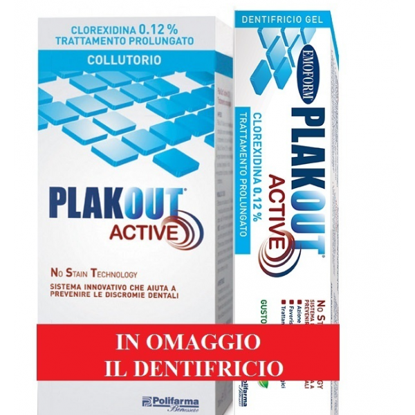 Emo Plakout Active 0,12% Collutorio 200 ...