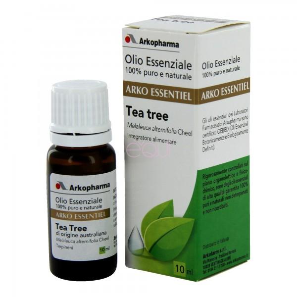 ARKO Olio Essenziale Malaleuca Tea Tree ...