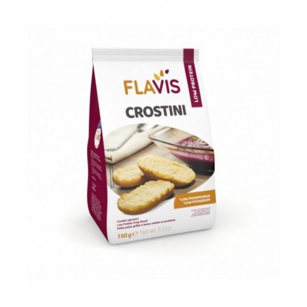 Mevalia Flavis Crostini Aproteici 150 g