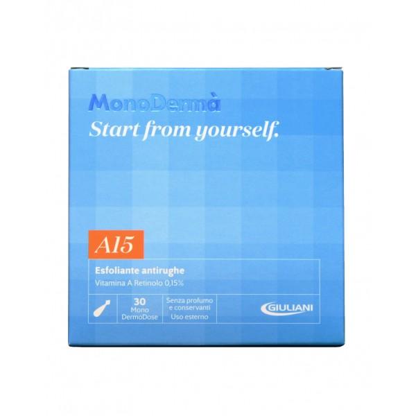 Monoderma A15 Gel Esfoliante Antirughe 3...