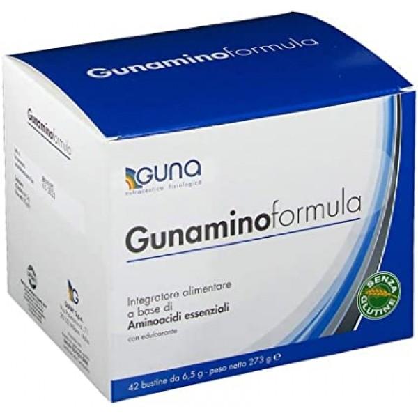 GUNAMINO Formula 42 Bustine 6,5g