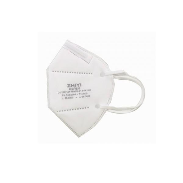 Mascherina Protettiva FFP2 Surgika - 50 pezzi - Certificata Dispositivo di protezione individuale DPI