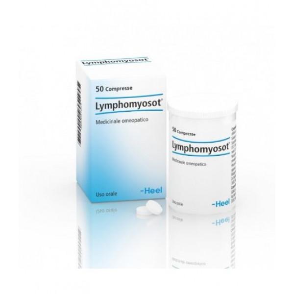 LYMPHOMYOSOT 50 Cpr HEEL