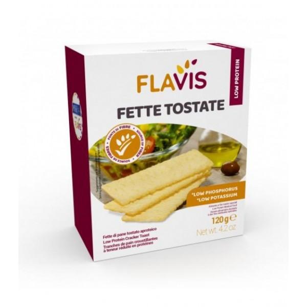 Mevalia Flavis Fette Tostate 205g